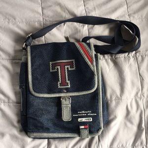 Tommy Hilfiger Denim Crossbody Bag